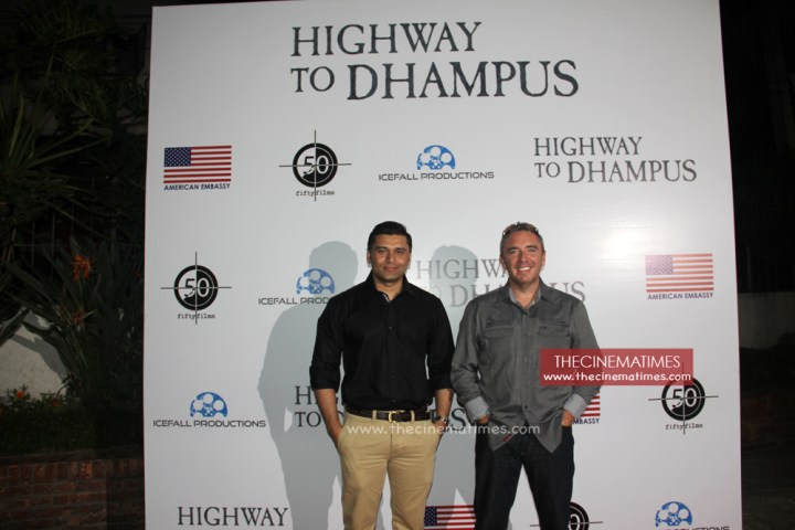 Hollywood cinema Highway to Dhampus special screening - thecinematimes.com