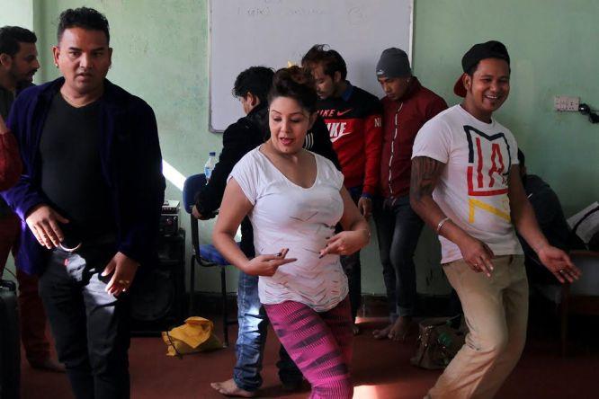 करिष्मा karishma dance