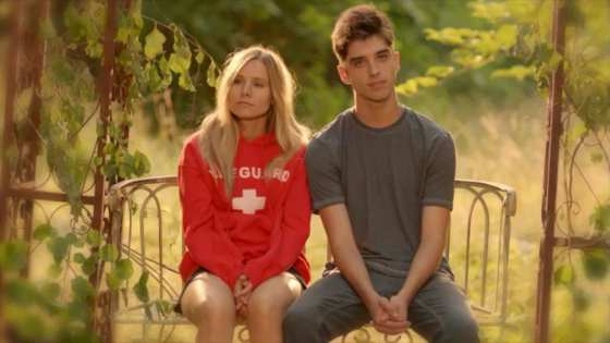 still from The Lifeguard