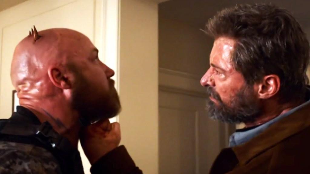 Film review of Logan, X-Men movie