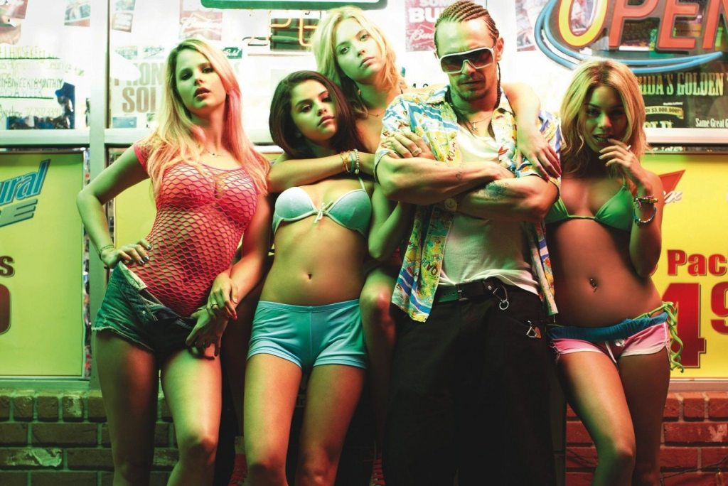 Short review of Spring Breakers