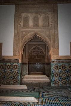 Royal family tombs