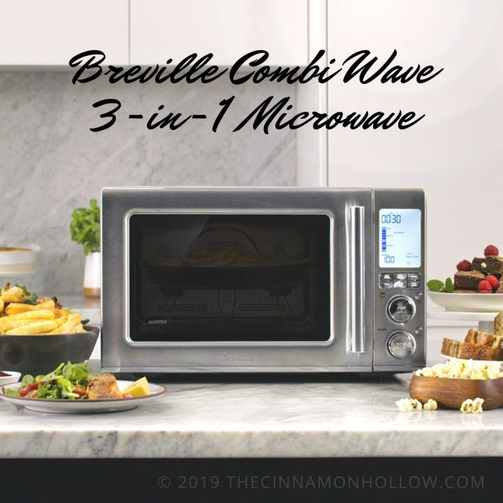 upgrade to a microwave air fryer