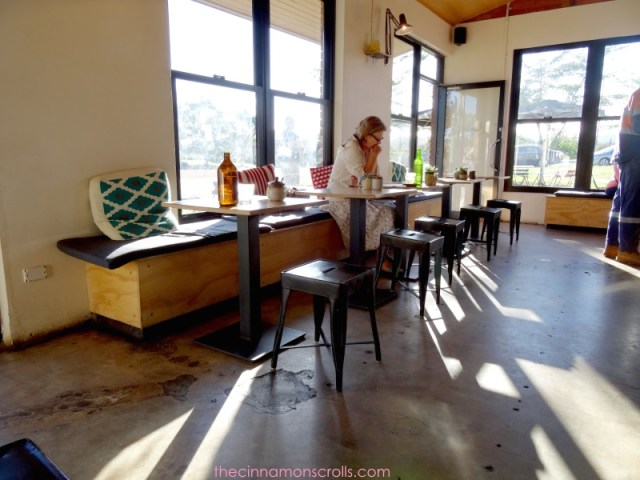 Rustic Country Dining at Red Brick Espresso | thecinnamonscrolls.com | @cinnamonscribe