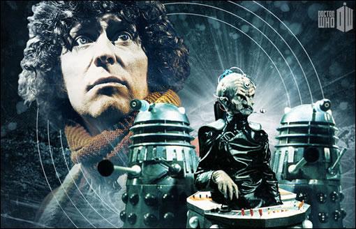 """""""Genesis of the Daleks"""" : 4ème histoire de la saison 12 (1974-1975)"""
