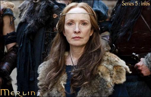 Lindsay Duncan de retour dans le rôle de la Reine Annis