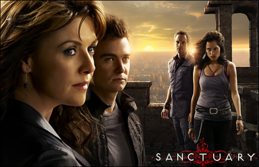 La saison 4, diffusée l'année dernière, sera la dernière pour Sanctuary !