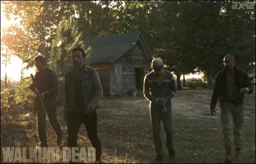 The Walking Dead 2x12