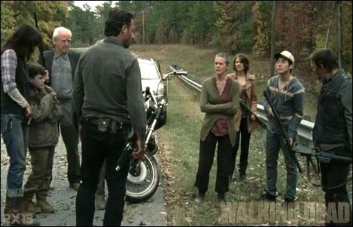 Rick doit en avoir marre des reproches non ?! ^^;