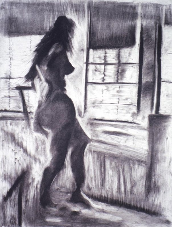 Woman and Light