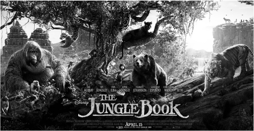 Promotional+poster+for+%E2%80%9CThe+Jungle+Book.%E2%80%9D