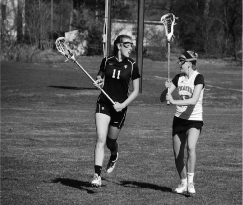 Athlete of the Issue: Anna Thorndike '16