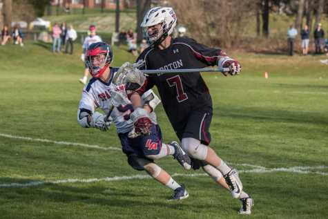 Athlete of the Issue: Mike Brown '16