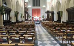 Community explores spirituality at Thursday compline