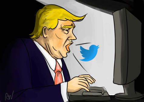 """Yuge"" Thumbs of fury: Trump and Twitter"
