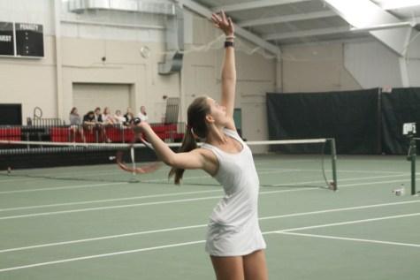 Girls' JV Tennis enjoys success in recent years