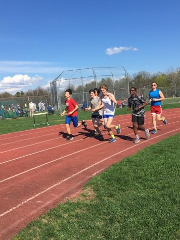 Strength in numbers for Track and Field