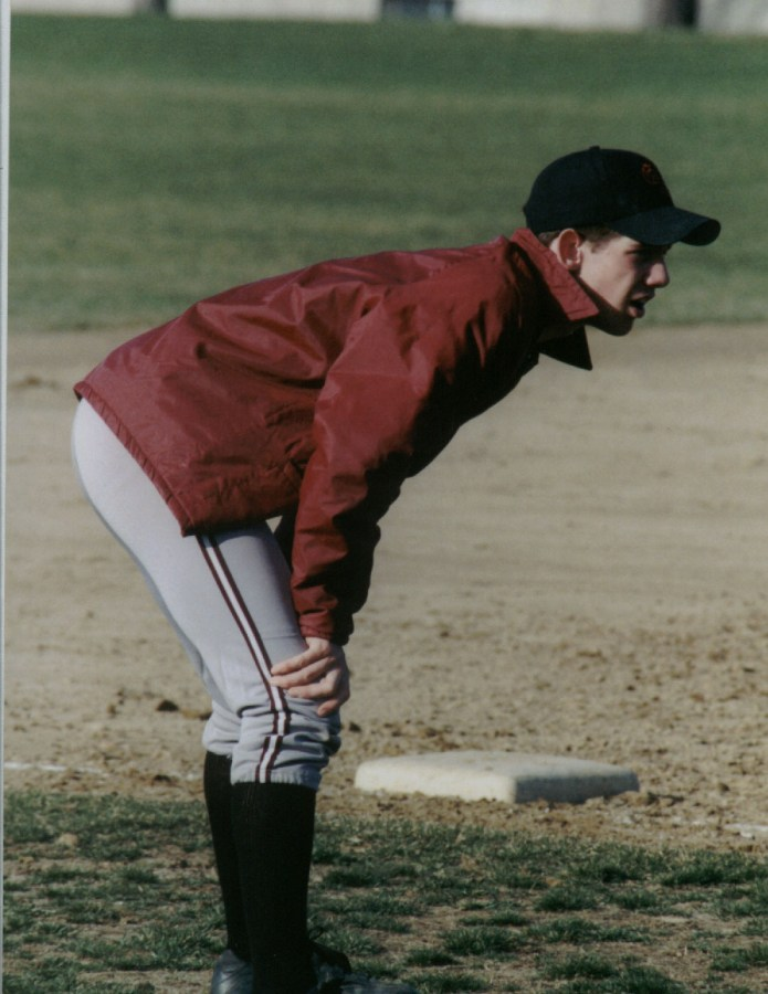 Mr.+Bannard+on+JV+Baseball+in+1998