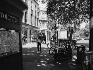 Paris' street / Flickr @Amelien Bayle
