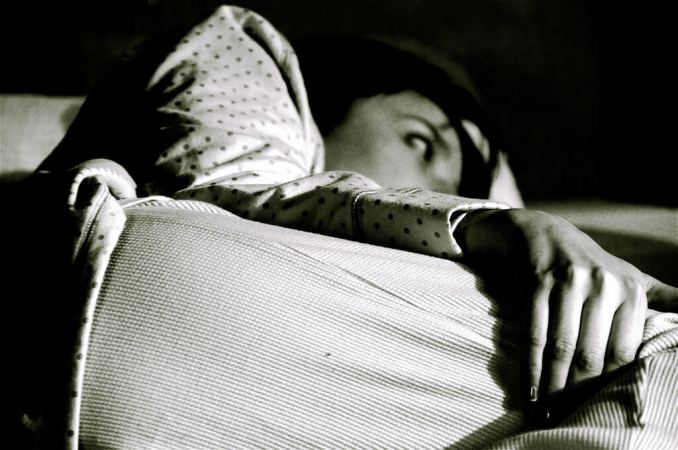 Insomnia. Photo Credit: Jon Michel Rude.