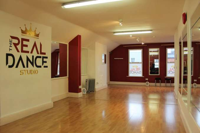 Room at The Real Dance Studio
