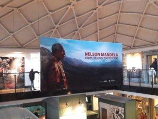 Exhibition Nelson Mandela