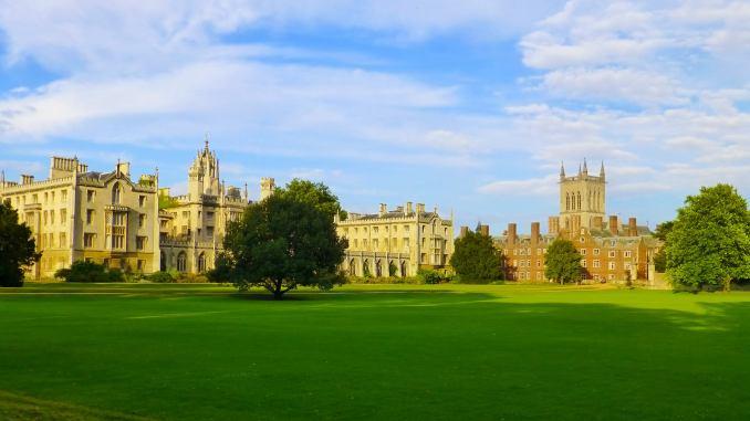 St John's College, Cambridge - Mihnea Maftei (Flickr)