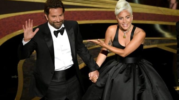 Bradley Cooper Lady Gaga Oscars Flickrcc