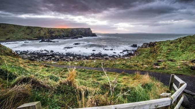 The Giant's Causeway, Co. Antrim, Northern Ireland - Giuseppe Milo (Flickr)