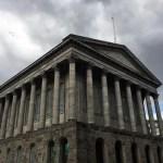 Birmingham Town Hall.
