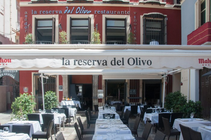 Restaurants in Malaga