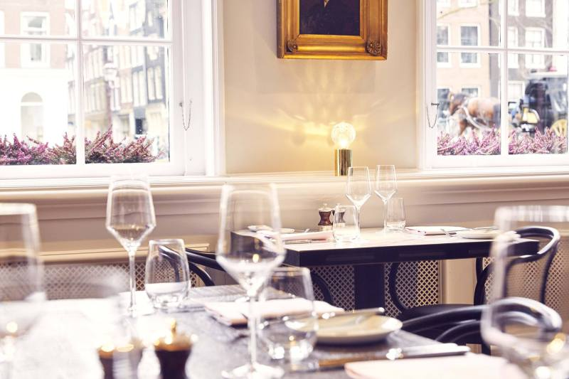 Restaurant Jansz. in de negen straatjes