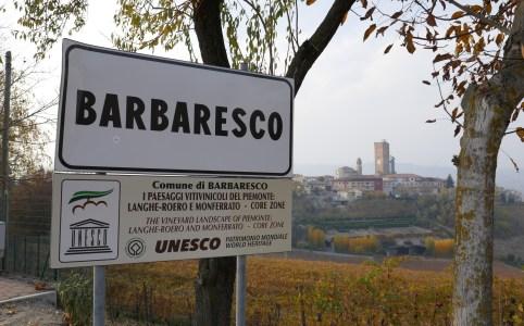 Barbaresco. Een pittoresk Italiaans dorpje met Internationale faam