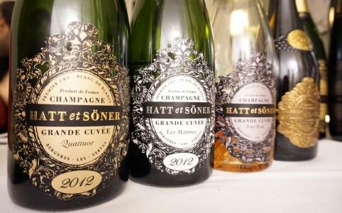 Ontdek de Champagne van HATT et SÖNER