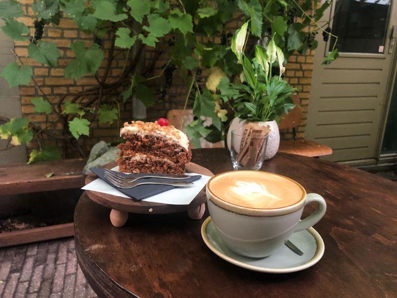 Koffiespots in Den Haag