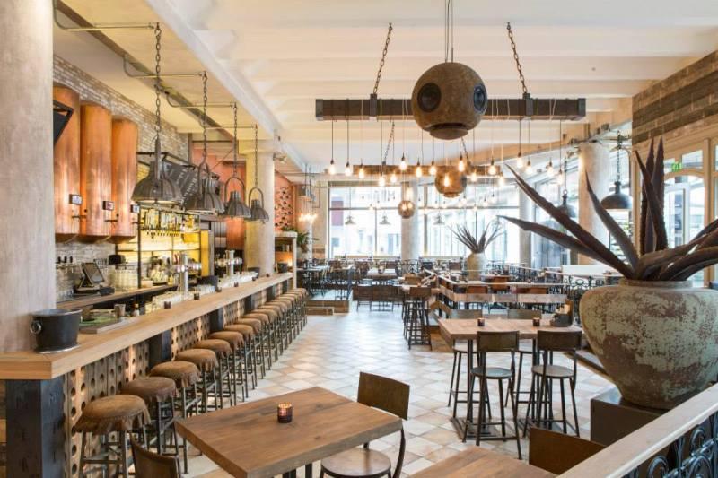 Restaurants in Den Haag