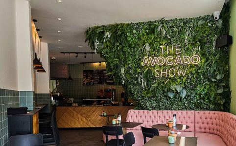 The Avocado Show Boutique in Amsterdam Zuid