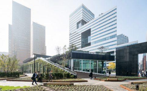 Restaurants aan Zuidas Amsterdam
