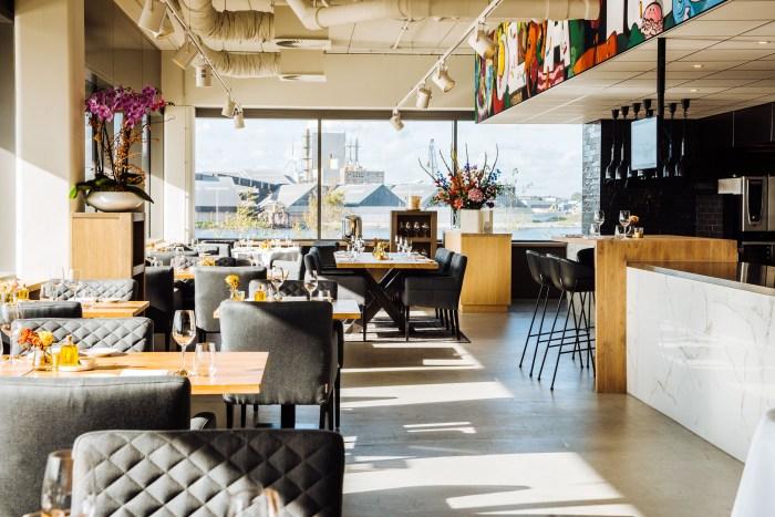 Restaurant Lars Amsterdam. Fine dining in de Houthavens
