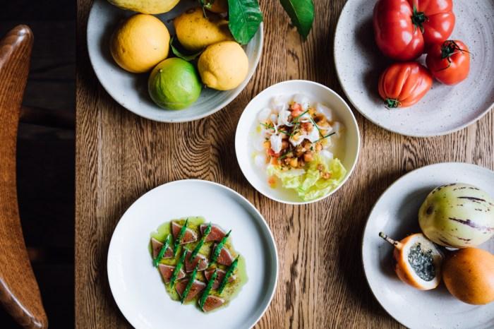 Sjefietshe. Amsterdam krijg haar eerste echte ceviche restaurant