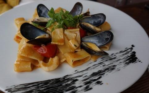 Italiaans restaurant en wijnbar Bacco in Westerpark