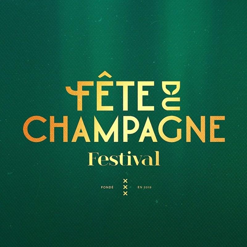 Fête du Champagne winterfestival in Amsterdam