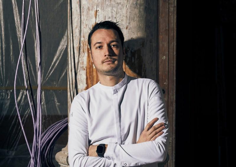 Floris van Straalen wordt de chef van restaurant Felix in Amsterdam