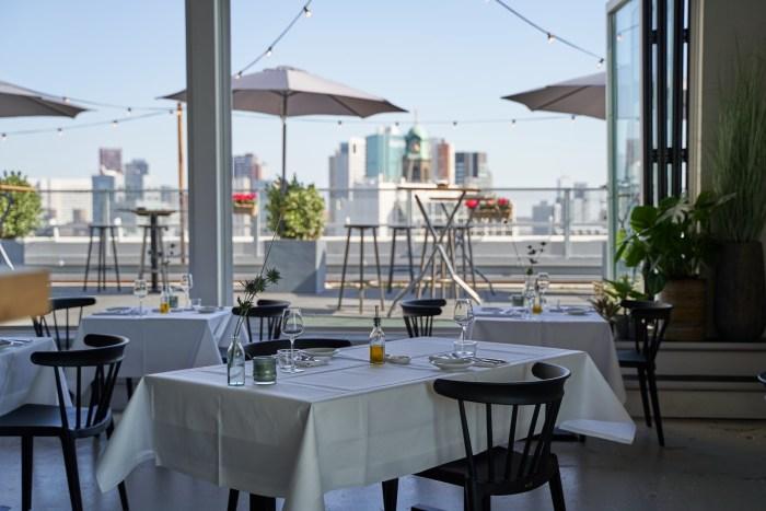 De leukste terrassen in Rotterdam