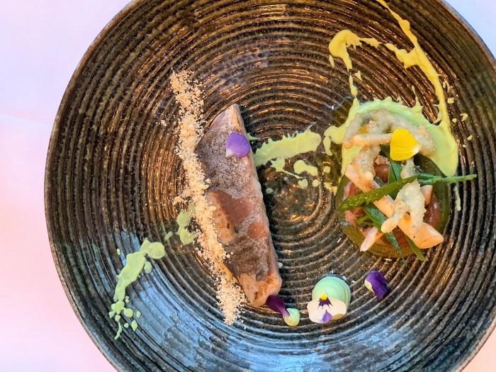 Chique dineren in Des Indes Den Haag