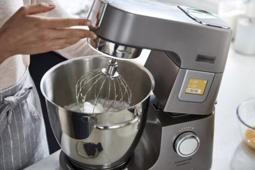 Coming soon: Kenwood Titanium Chef Patissier XL