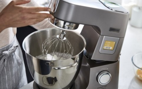 Coming soon: Kenwood Titanium Chef Patissier XL