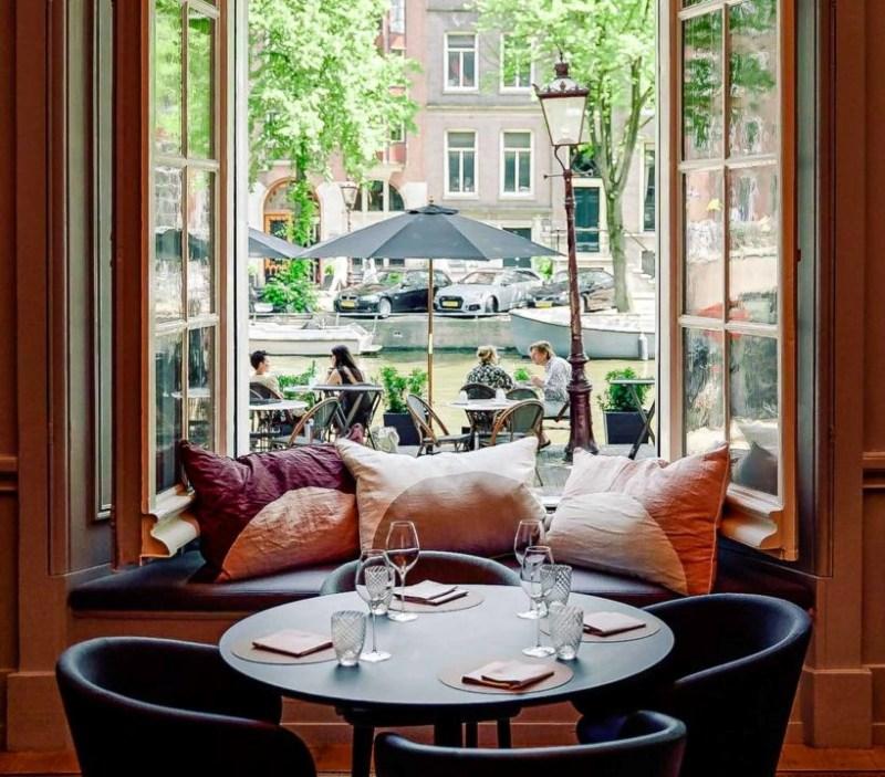 Shaffy Restobar Amsterdam