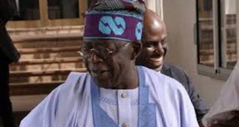 Image result for sanwo olu and tinubu