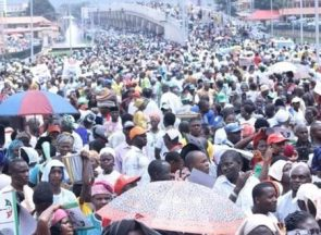 Image result for Ishaku receives PDP flag as guber candidate